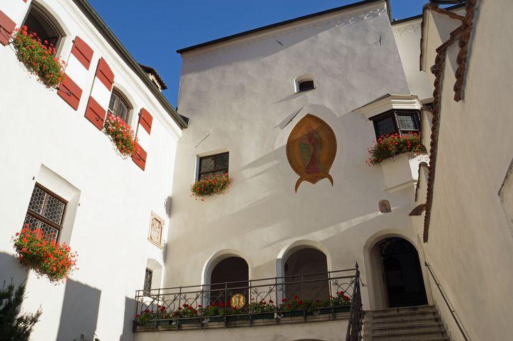 Rathaus von Hall in Tirol Town hall of Hall in Tirol