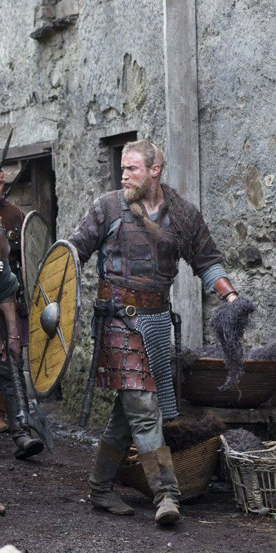 Viking~Defender, explorer, protectors of their own and colonists~they colonized every land they invaded~