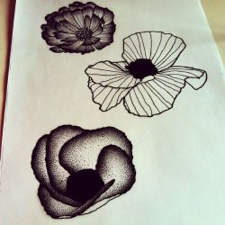 Flowers again… #sketchfortattoo #fleur #flower #flowertattoo #coquelicot #calendula #tattoo #tatouage #tatoueur #abstractflower #artistetatoueur #tattooed #tattooist #tattoostuff #tattooaddict #tattooartist #tattooartwork #inked #inkedmag #inkaddict #inkreview #dotworktattoo #design #dotwork #dotworkers #frenchstyletattoo #graphism #graffuturism #graphicdesign #graphictattoo