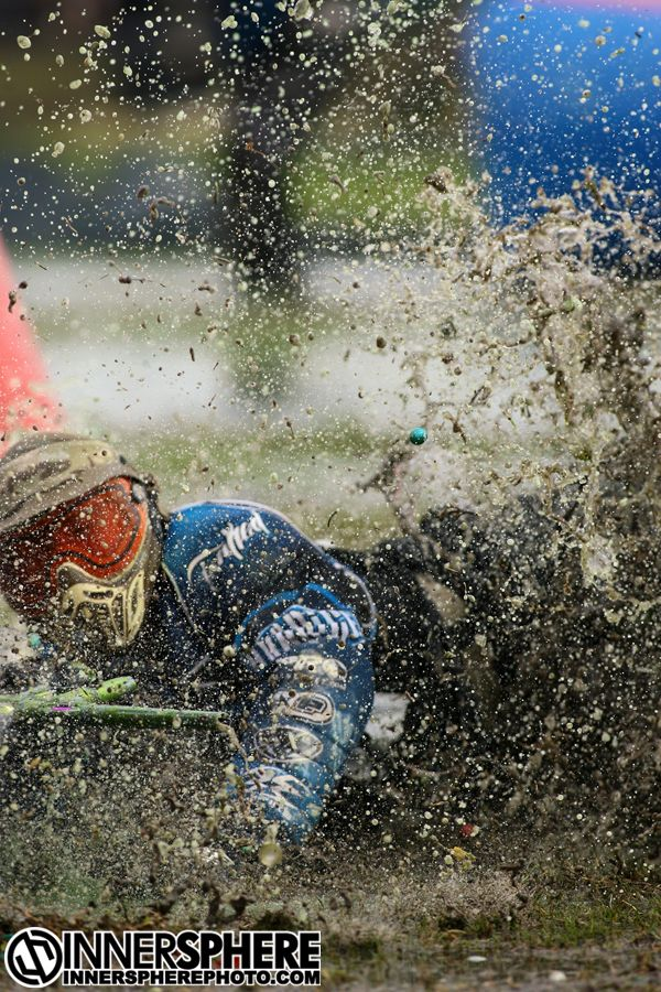PSP Galveston TX 2012. One of the worst events in paintball history. Heavy wind and rain every day. The fields where straight mud/water pits.
