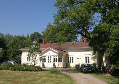Margreteberg manor (Espoo, Finland).