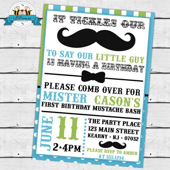 46 best mustache party images on pinterest birthdays mustache little man mustache bash birthday party invitation invite card personalized invitation mustache bash filmwisefo Image collections