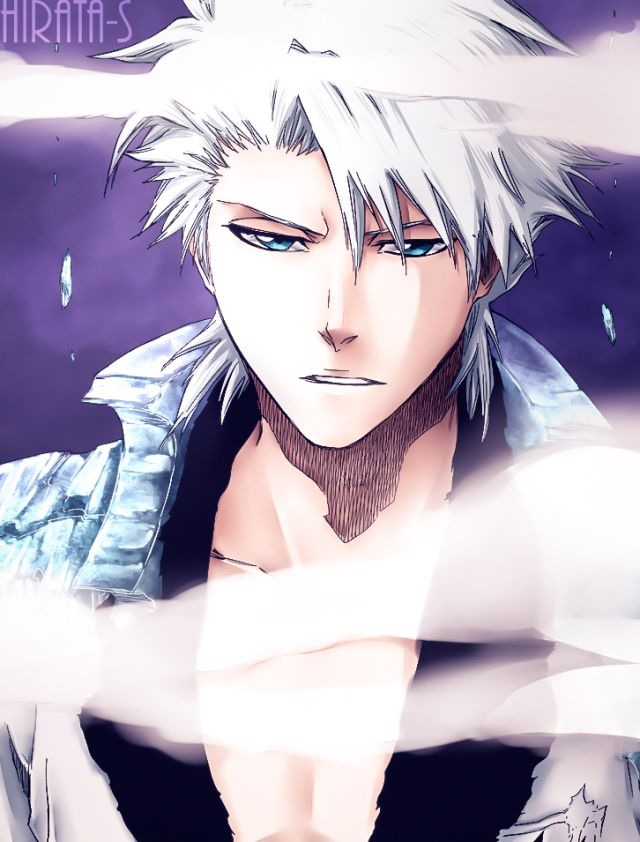 Captain Tōshirō Hitsugaya                                                                                                                                                                                 More