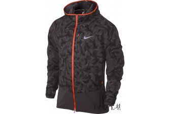 Nike Veste Printed Trail Kiger Packable M - Vêtements homme Nike running Veste Printed Trail Kiger Packable M