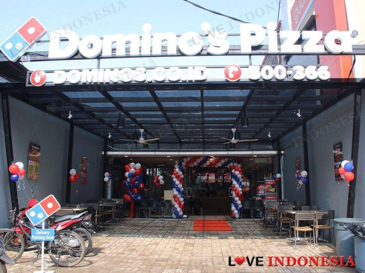 Konsep Baru Domino';s Pizza di Kemang dengan konsep 'Pizza Theater'