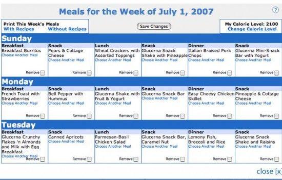 Diet Pada Diabetes Melitus