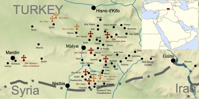 """Yilmaz Turan / """"Les Syriaques dans la tourmente de 1915, le cas méconnu du Tur Abdin..."""" - Idées - France Culture"""