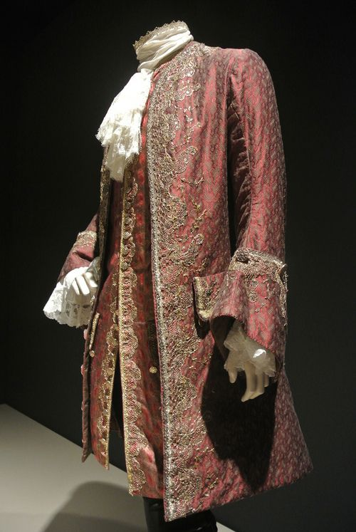 Well technically Georgian as its 18th century  don't you wish men got to dress up in silks satins and high heels again?.