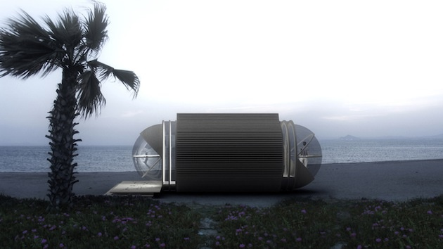 Movable 'DROP' eco-hotel by In-Tenta | Inthralld