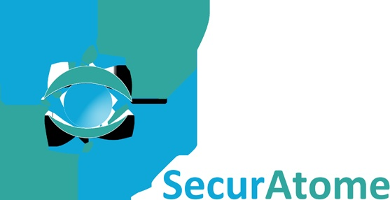 Logo officiel Securatome (2012) : http://www.securatome.com