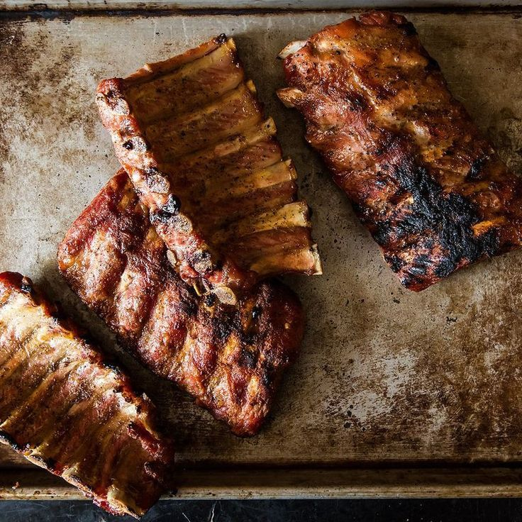 Salt & Pepper Babyback Ribs Recipe on Food52 recipe on Food52