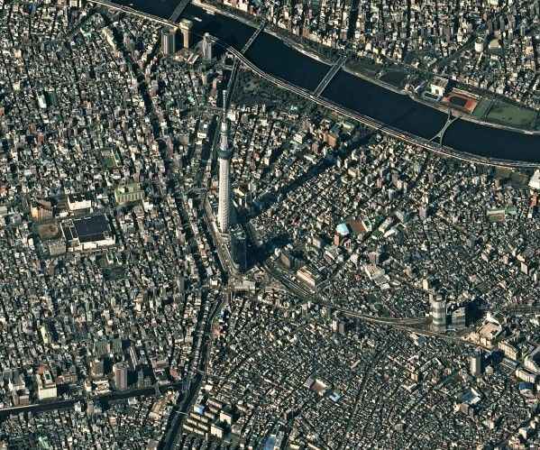 Le CIO choisit Tokyo pour les jeux olympiques d'été 2020. Après London 2012, Rio 2016 et bientôt Tokyo 2020 : un petit tour du propriétaire avec les satellites d'observation...