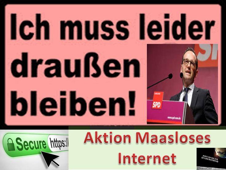 Heiko Maas muss aus Internet verschwinden: Nutzer stellen Bundesregierung Ultimatum