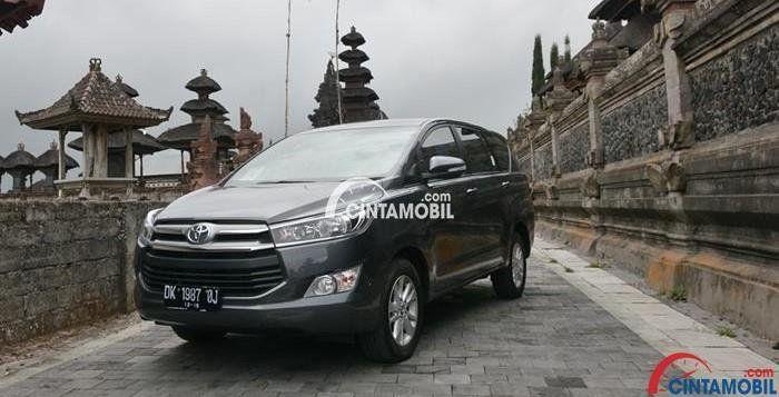 Harga Toyota Kijang Innova Terbaru Juli 2020 Di Indonesia Di 2020 Kijang Toyota Mobil