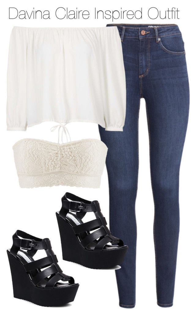 Davina Claire Inspired Outfit By Staystronng On Polyvore