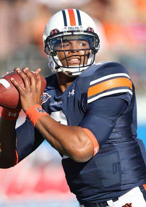 Cam Newton- Previous Rivals 5-Star QB #NFL #Panthers #Auburn #Rivals #Football