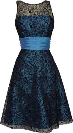 Amazon.com: Rose Lace Over Satin Prom Dress Formal Cocktail Gown Junior Plus Size: Clothing