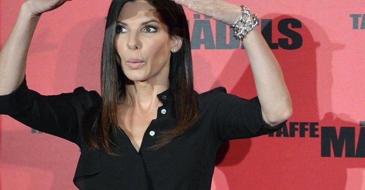 """Sandra Bullock stellt """"Taffe Mädels"""" in Berlin vor - Foto - FOCUS Online"""