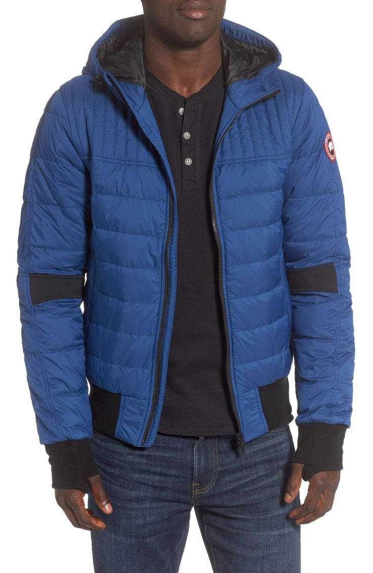 Canada goose cabri hooded packable down jacket nordstrom