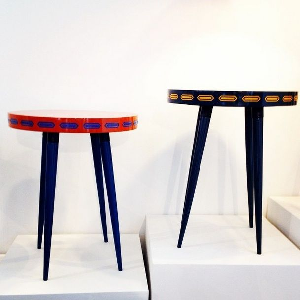 Alexander Mueller Inlay Tables for Capsbury - Designed for Living