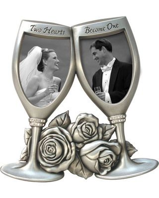Fun wedding photo Frame