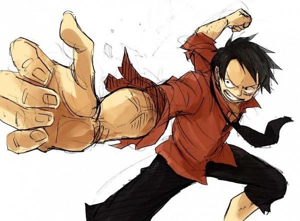 Luffy #one piece