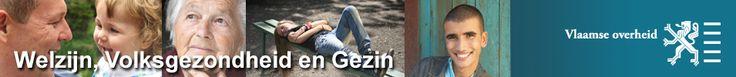 Startpagina Portaal beleidsdomein Welzijn, Volksgezondheid en Gezin