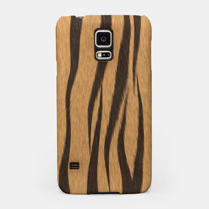 Tiger Stripes Samsung Case