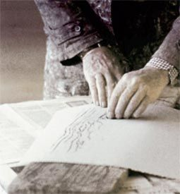 Earthenwood Studio Chronicles: Artist's Landscape: the small details and Max Ernst