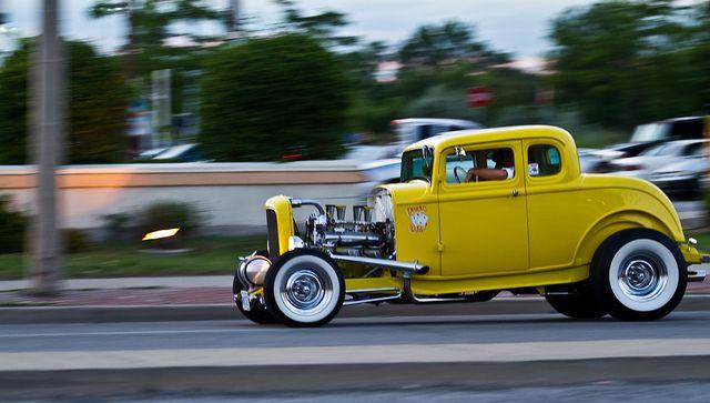 John Milner? Little Deuce Coupe | Cars | Pinterest
