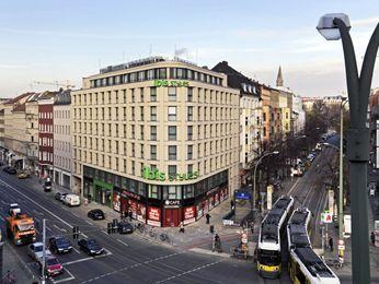 ibis Styles Hotel Berlin Mitte hotel - Book your budget hotel in BERLIN