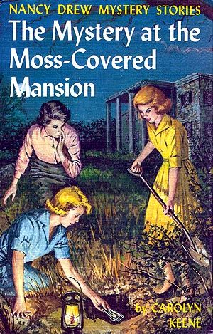I had the complete Nancy Drew set growing up (and about 1/2 the Hardy Boys set)