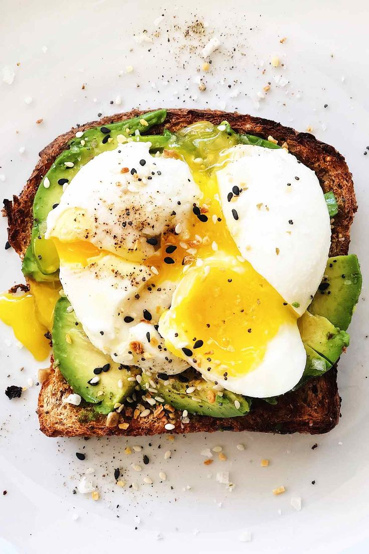 Avocado Toast foodiecrush.com