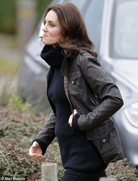 Duchess of Cambridge, dressed for the gardening event, unusual awkward photo of Catherine. Nov 29 2017