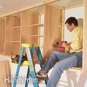 21 best ideas about garage projects on pinterest the for Handyman plans