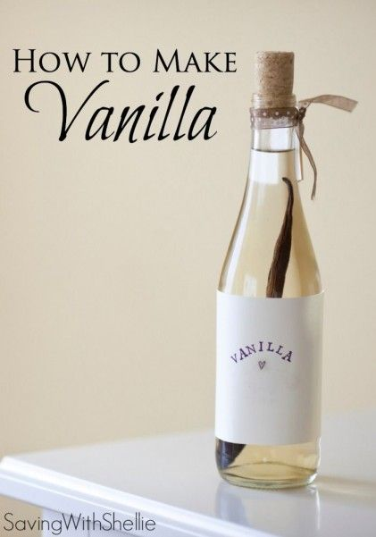 DIY - Homemade Vanilla #vanilla #diy #dan330 http://livedan330.com/2015/01/14/diy-homemade-vanilla/