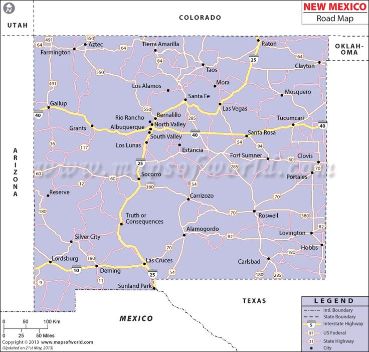 Best USA State Road Maps Images On Pinterest Road Maps - Major roads us map