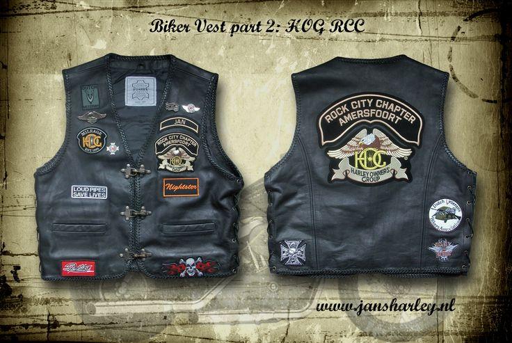 Biker Vest Patches >> biker vest patch placement - | Motorcycle Garage | Pinterest | Biker vest, Biker and Motorcycle
