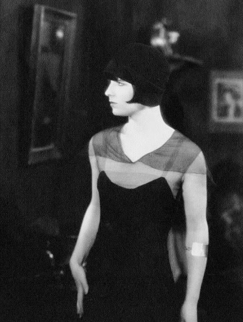 """summers-in-hollywood: """" Louise Brooks in A Girl in Every Port, 1928 """""""