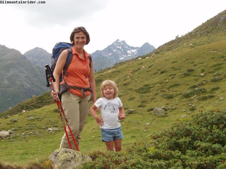Trekking di 3 giorni per famiglie avventurose http://www.ilmountainrider.com/itinerari/wangenitzsee-hutte-2501-mt-trekking-di-due-giorni-in-austria/