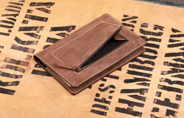 Zápisníky a diáře | Zápisník 15x23 cm | Originální kožené výrobky - tašky, brašny, opasky, peněženky - ruční výroba brašnářství praha