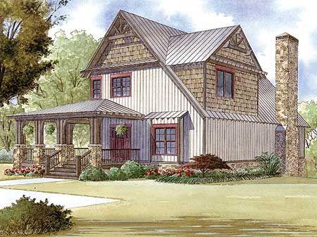 Plan 70509mk Rustic House Plan With Wraparound Porch