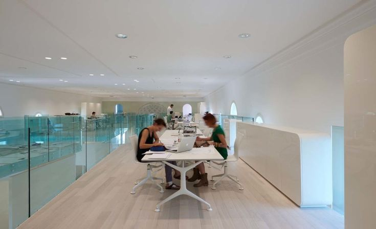 RUBENS LUCIANO Offices by Simone Micheli | Inspirationist