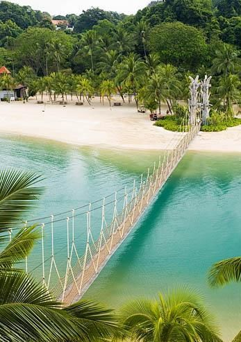 Sentosa Island, spent one of my best vacations with my mom there when I was 12.