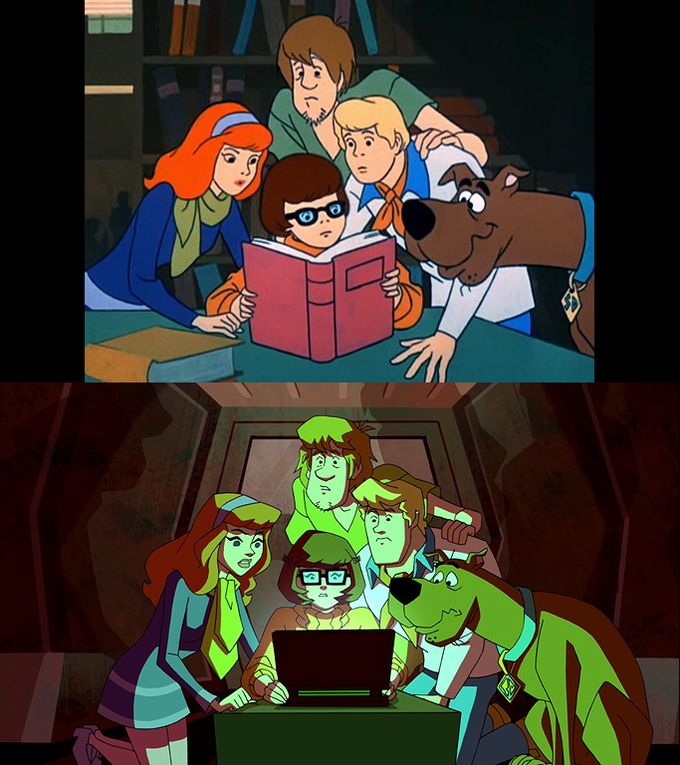 Where Are You vs. Mystery Incorporated | Scooby-Doo ...