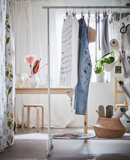 die besten 25 mobiler kleiderst nder ideen auf pinterest kleiderst nder kaufen. Black Bedroom Furniture Sets. Home Design Ideas