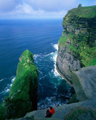 Ireland. Honeymoon destination.