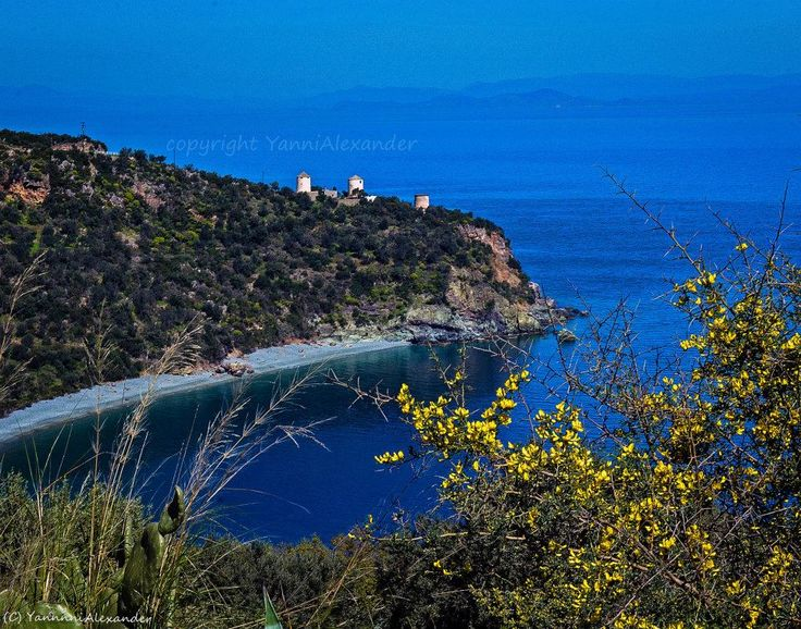 Another lovely seaside picture from Tyros in Peloponnese Greece.