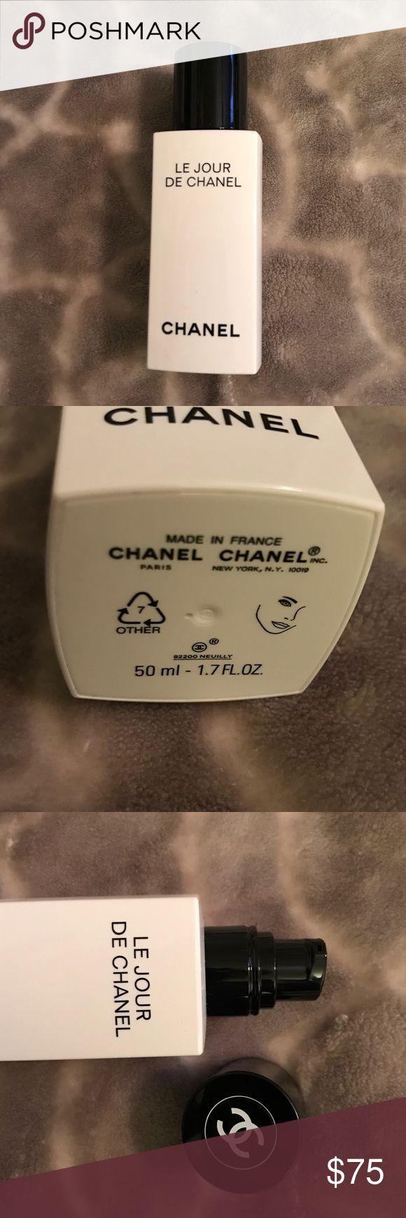 Authentic Chanel Le jour Authentic Chanel Le Jour De Chanel CHANEL Makeup