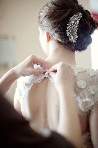 Peineta novia bodaplay